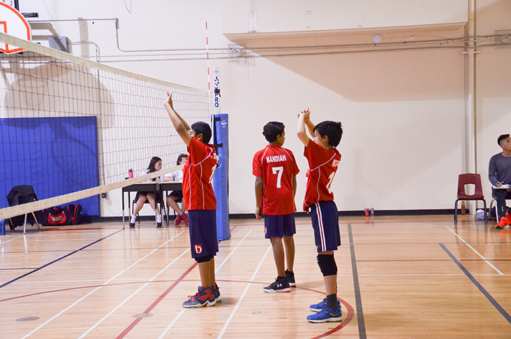 20171101_U14 Boys Volleyball