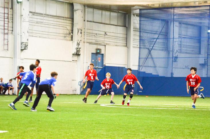 20171107_U14 Flag Football Tournament