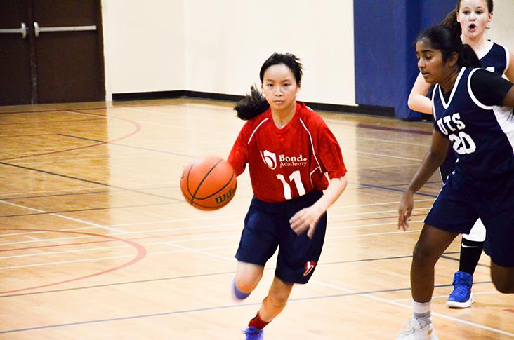 20171109_SSAF U14 Girls Basketball