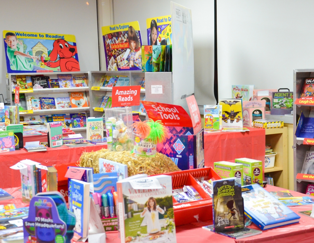 20171129_Book Fair and Family Night